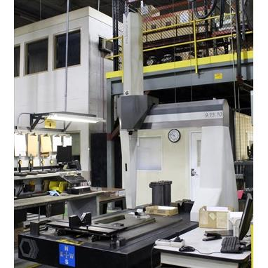 SHEFFIELD ENDEAVOR 9.15.10 COORDINATE MEASURING MACHINE