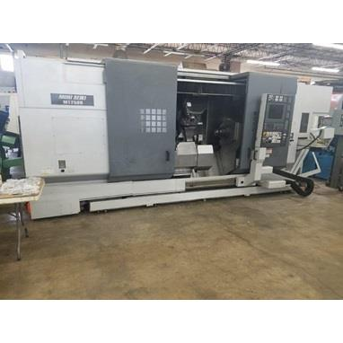 MORI SEIKI MT 2500SZ/1500 TWIN SPINDLE CNC MILLING / TURNING CENTER