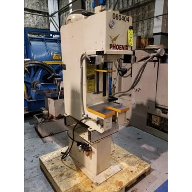 PHOENIX PHX 12 HYDRAULIC GAP FRAME PRESS