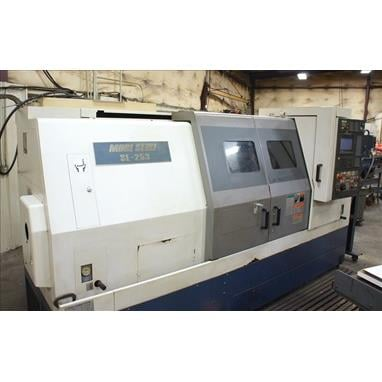 MORI SEIKI SL253-B/1000 CNC TURNING CENTER