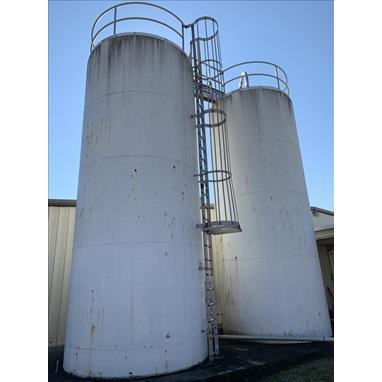 DUAL 50,000 LB. SILO LOADER SYSTEM