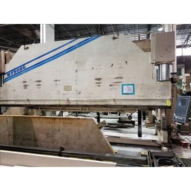 WYSONG FAB500-240 HYDRAULIC 6-AXIS CNC PRESS BRAKE