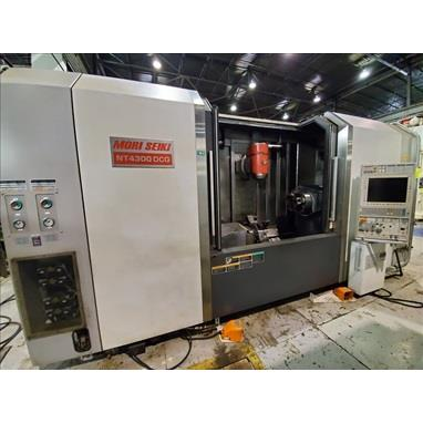 MORI SEIKI NT 4300 DCG/1500 6-SIDED TURNING & MACHINING CENTER