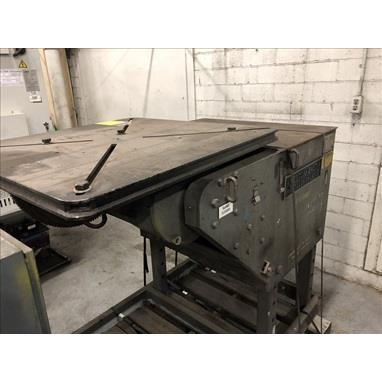 PRESTON-EASTIN PA30HD 3,000 LB TILT ROTATE WELDING POSITIONER