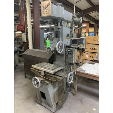 ATLANTIC 4000 JIG BORER
