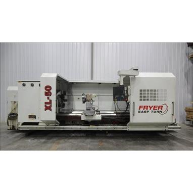 FRYER ET-50 CNC FLAT BED LATHE