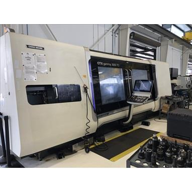 DMG MORI CTX GAMMA 3000 TC TURNING & MILLING CENTER