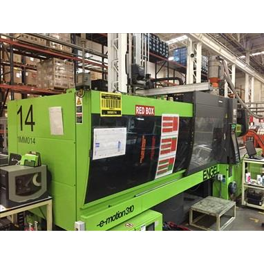 ENGEL E-MOTION 310 ELECTRIC INJECTION MOLDER
