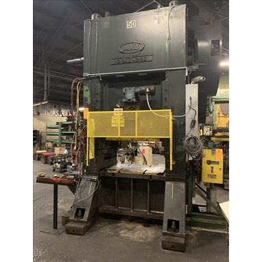 DANLY H2-300-42-36 STRAIGHT SIDE PRESS