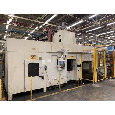 EMAG VLC 1200 MT CNC INVERTED VERTICAL SPINDLE TURNING CENTERS, (2) AVAILABLE