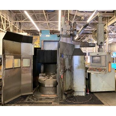 GRAY RM 48 CNC VERTICAL TURRET LATHES, (3) AVAILABLE