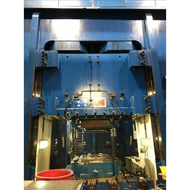 DIEFFENBACHER DSF 1500 HYDRAULIC DRAWING PRESS