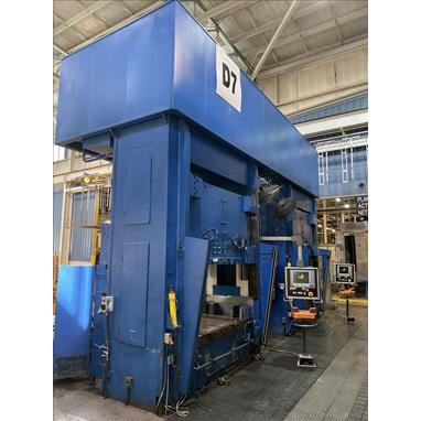DIEFFENBACHER DSS 320/2200 HYDRAULIC TRIMMING PRESS
