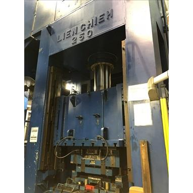 LIEN CHIEH LDO-250 HYDRAULIC TRIMMING PRESS