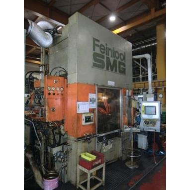 FEINTOOL SMG HFA 6300 650 TON HYDRAULIC FINE BLANKING PRESS