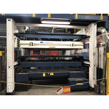 TRUMPF LIFTMASTER COMPACT AUTOMATIC LOAD / STORAGE SYSTEM