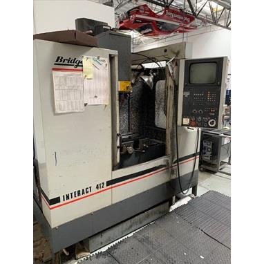 Used CNC Vertical Machining Centers For Sale | Perfection Global