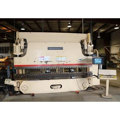 CINCINNATI 230AFX12 CNC HYDRAULIC PRESS BRAKE