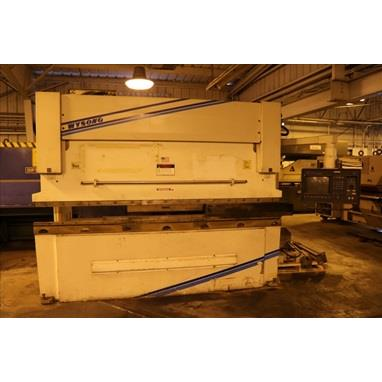 WYSONG RT4140-122 CNC HYDRAULIC PRESS BRAKE