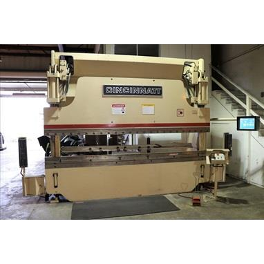 CINCINNATI 90PFX10 CNC HYDRAULIC PRESS BRAKE