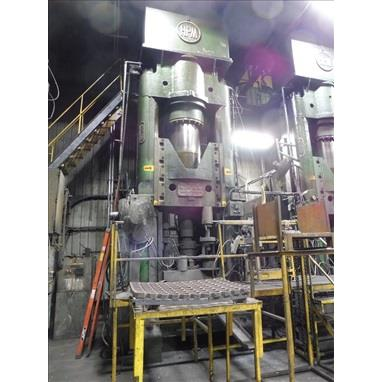 HPM 1000 TON HYDRAULIC FORGING PRESS