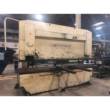 LVD 240 JS 13 240 TON CNC HYDRAULIC PRESS BRAKE