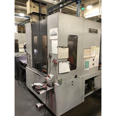 MORI SEIKI NH5000 CNC HORIZONTAL MACHINING CENTER