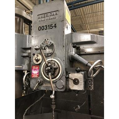 AMERICAN 4 RADIAL DRILL