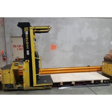 HYSTER R30XMS2 3000 LB. ELECTRIC ORDER PICKER