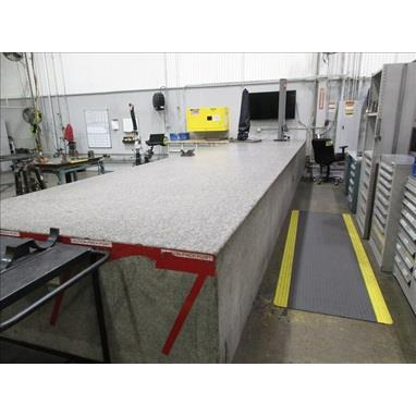 RAHN PRECISION 25 X 6 GRANITE SURFACE PLATE
