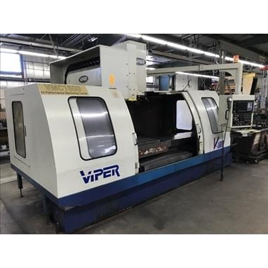MIGHTY VIPER V-1600 CNC VERTICAL MACHINING CENTERS, (2) AVAILABLE