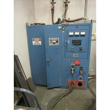 ITC 125 KW INDUCTION FURNACE POWER PACK