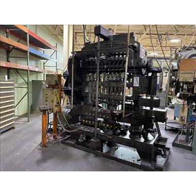 WATERBURY FARREL 2010 EYELET TRANSFER PRESSES, (2) AVAILABLE