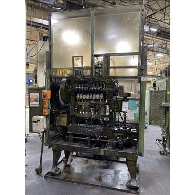 WATERBURY FARREL 128 EYELET TRANSFER PRESSES, (3) AVAILABLE