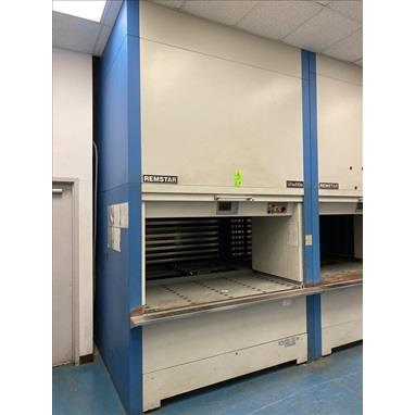 REMSTAR SHUTTLE-250-1850X863-NT AUTOMATIC STORAGE AND RETRIEVAL SYSTEMS, (5) AVAILABLE