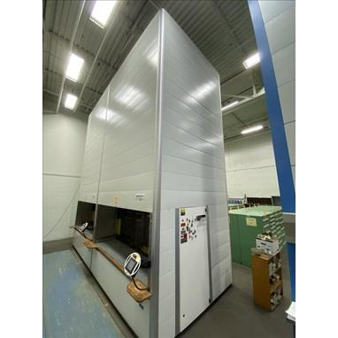 WHITE SYSTEMS FKI LOGISTEX VERTICAL CAROUSEL SYSTEMS, (2) AVAILABLE
