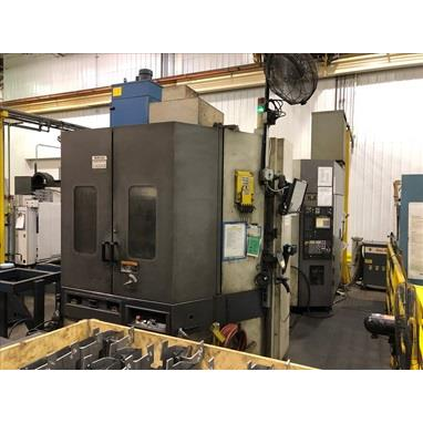 MORI SEIKI SH-633 CNC HORIZONTAL MACHINNIG CENTER