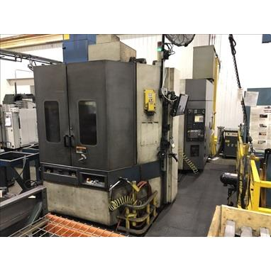 MORI SEIKI SH-633 CNC HORIZONTAL MACHINING CENTER
