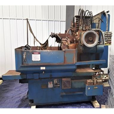 ARTER E-30 HORIZONTAL SPINDLE ROTARY SURFACE GRINDER
