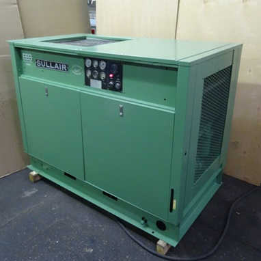SULLAIR 12B-40H AIR COMPRESSOR