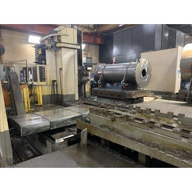 KURAKI KBT-15DX 5-AXIS CNC HORIZONTAL BORING MILL