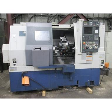 MORI SEIKI SL-253BSMC/500 CNC TURNING CENTER W/ LIVE TOOLING & SUB SPINDLE