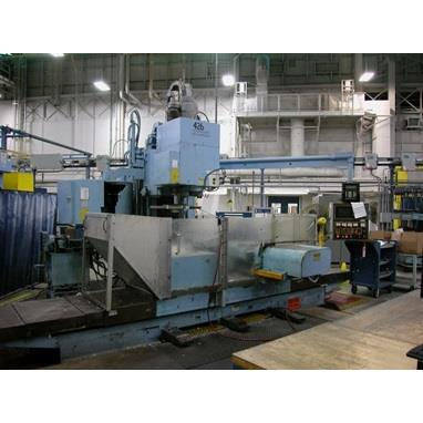 CINCINNATI 20VC-2000 5-AXIS CNC MACHINING CENTER