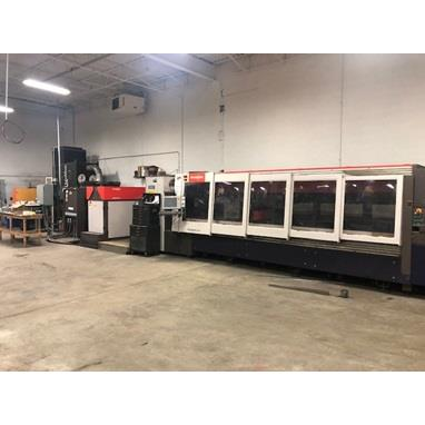 BYSTRONIC BYSPEED 3015 4400 WATT CNC LASER