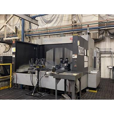 TOYODA FA800S CNC HORIZONTAL MACHINING CENTER