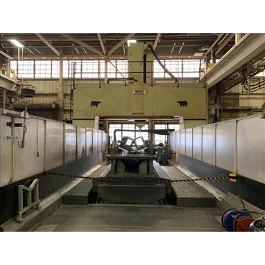 REKO MEDVE-8700WXR GANTRY TYPE CNC VERTICAL MACHINING CENTER