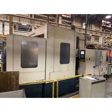 MITSUBISHI M-H80EN CNC HORIZONTAL MACHINING CENTER