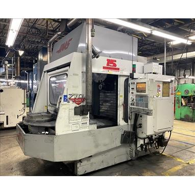 HAAS HS-1 CNC HORIZONTAL MACHINING CENTER