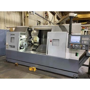OKUMA SPACETURN LB4000 EX